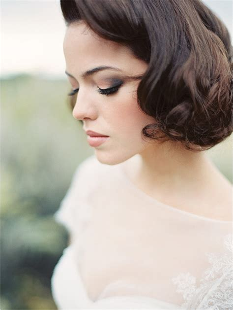 10 Bewitching Vintage Wedding Hairstyles by Vintage Wedding Hairstyles For Bridesmaids Hairstyles