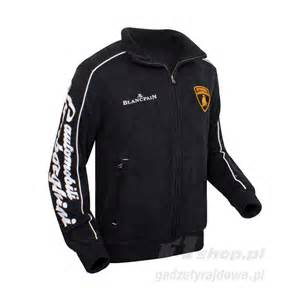 Lamborghini Clothing Lamborghini Trofeo Zip Up Sweatshirt Black