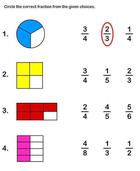 diagram using fractions gallery free printable fraction worksheets anatomy