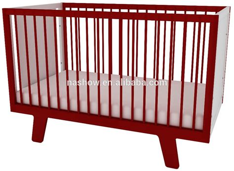 Cubby Plan Lmbc 001 High Quality Adjustable Wooden Baby Baby Crib Prices
