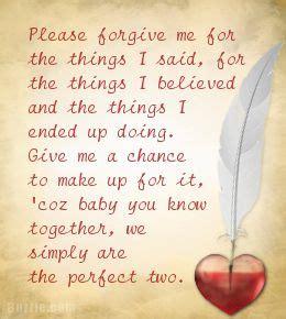 Break Letter Girlfriend Tagalog 25 best ideas about apology letter to boyfriend on