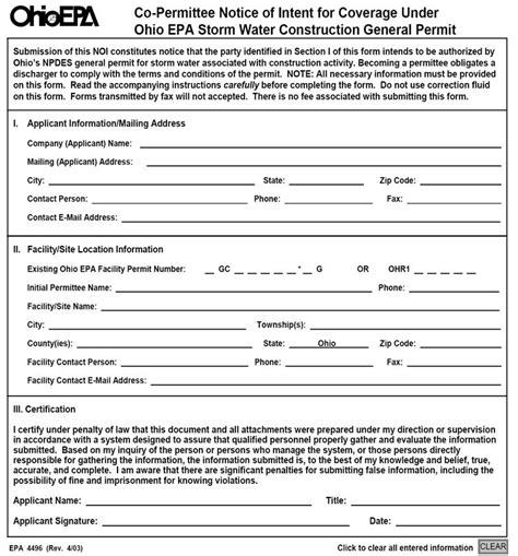 epa swppp template version 1 1 description description description noi co 1 fis