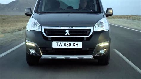 peugeot partner 2016 white 2016 peugeot partner tepee pictures information and