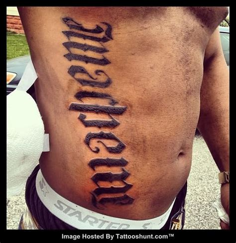 men side tattoos side rib tatoos pictures to pin on pinsdaddy