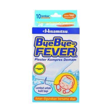 Obat Demam Anak Baby Fever Free 1 Patch jual pertolongan pertama anak terlengkap dan harga murah blibli