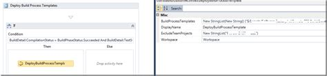 managing build process templates in tfs 2010 build blog