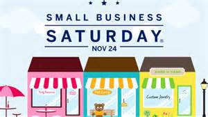 Small Business Small Business Saturday 174 Is Nov 24 You Ready Vr