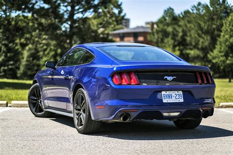 What Is Ford Ecoboost by 2015 Ford Mustang Ecoboost Autos Ca