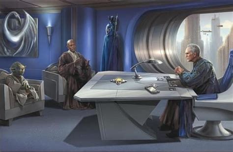 star wars office chancellor valorum s office image star wars fan group