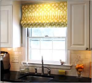 Kitchen Window Treatment Ideas Best Kitchen Window Treatment Ideas Home Decors With