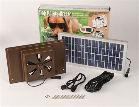 solar powered dog house heater doghouse exhaust fans insulated doghouses by asl solutions inc
