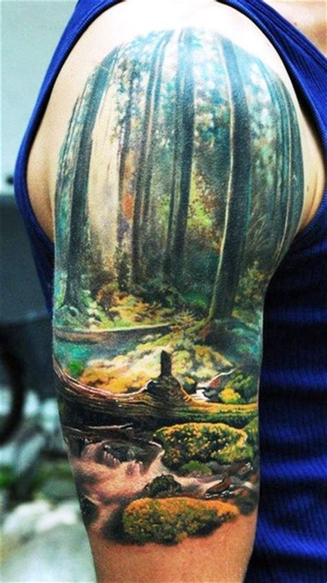 wonderful colored tattoos for fashionistas pretty designs