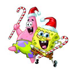 holidays with spongebob she scribes
