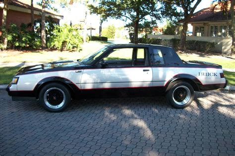 1985 buick grand national 1985 buick grand national 2 door coupe 151466