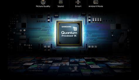 samsung  qled  tvs announced  ai quantum processors