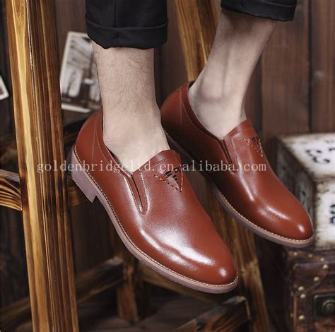 2016 fashion shoes leather wholesale shoes for