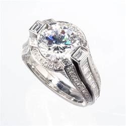 unique engagement ring settings part iv crazyforus
