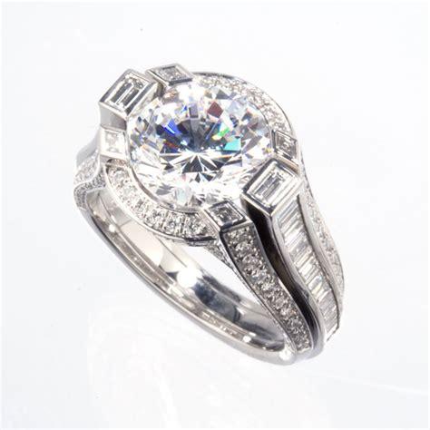 unique engagement ring settings unique engagement ring settings part iv crazyforus