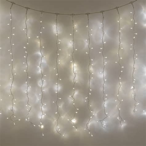 indoor curtain lights holiday decor 10m 400 led curtain fairy lights in