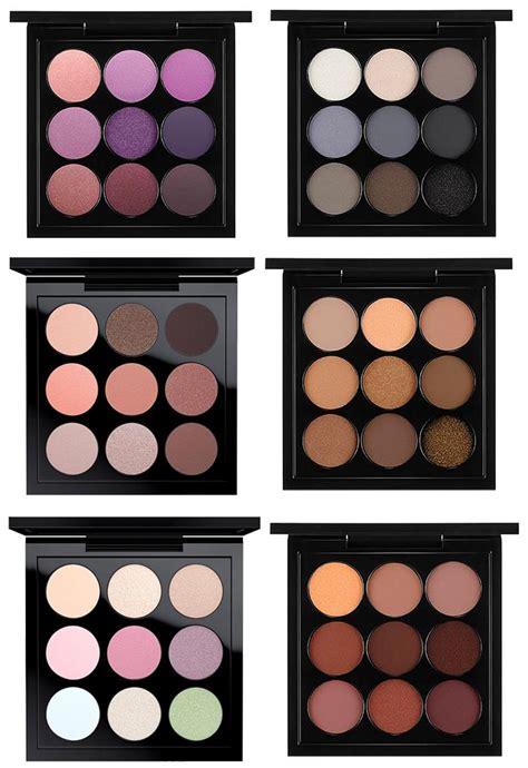 Mac Eyeshadow X9 mac on mac summer 2016 makeup collection fashionisers