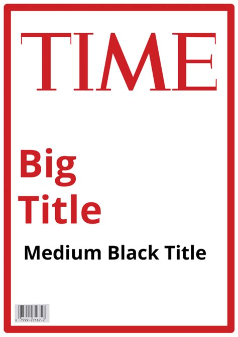 magazine cover template time magazine template www pixshark images