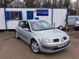 Renault Megane Privilege Used 2003 Renault Megane Privilege 1 6 16v For Sale In