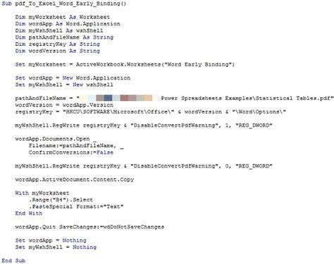convert   excel  vba tutorial  code