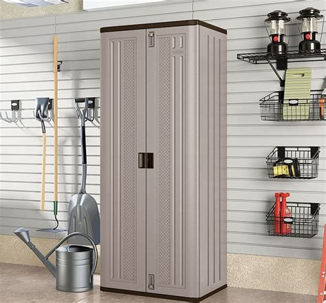 suncast outdoor storage cabinet outdoor storage cabinets high performance garden storage
