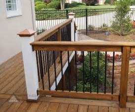 Patio Railing Designs Deck Railing