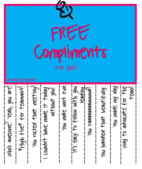 take a compliment 50 posters to pin and treasure books decided to take the compliments paper and decided
