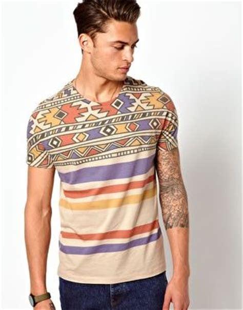 tribal pattern mens jacket stripe t shirt with geo tribal pattern mens clothing styles