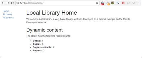 django tutorial part 5 django tutorial part 5 creating our home page learn web