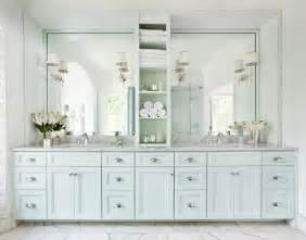 Blue Bathroom Cabinets by Blue Bathroom Cabinets Transitional Bathroom