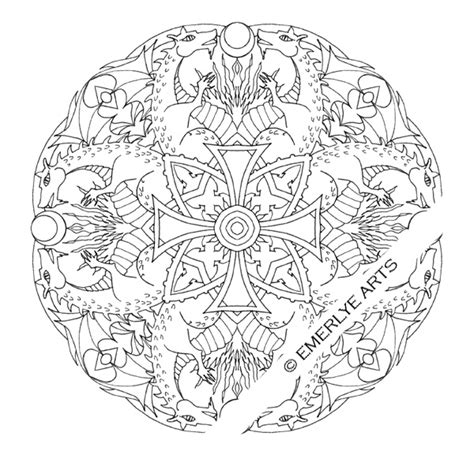 cross mandala coloring pages celtic cross mandala coloring pages car interior design
