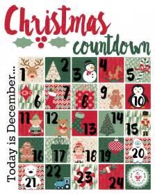 blank calendar sheets to print christmas calendar