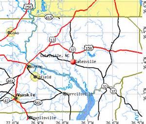 map of gatesville gatesville carolina nc 27938 profile population