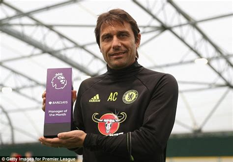 epl manager of the month antonio conte named epl manager of the month warritatafo com