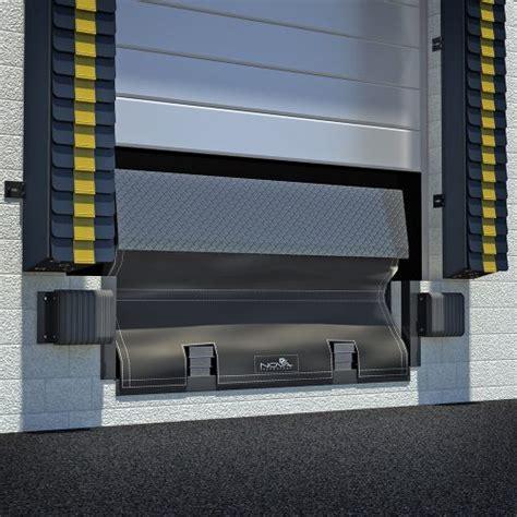 dock curtains dock leveler curtain nova technology