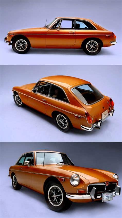 porsche family car the 1973 1974 mgb gt carros pinterest carros