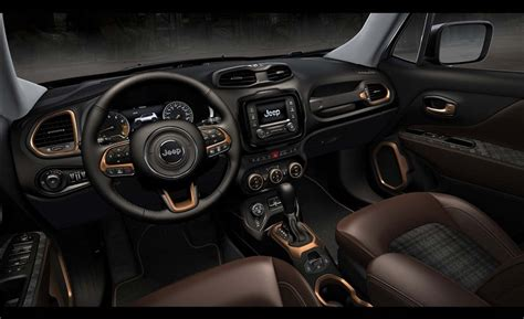 jeep renegade 2018 interior 2018 jeep renegade changes update release date price