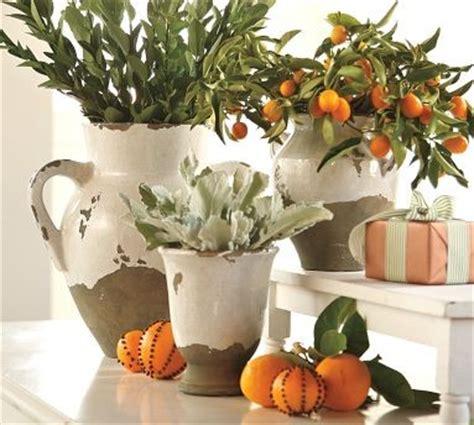 tuscan urns cachepot mediterranean indoor pots
