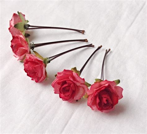 wedding hair flowers pins hair accessories hair pins bobby pins flower hair pin
