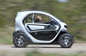 Electric Car Quarter Mile Record Renault Twizy Review 2017 Autocar