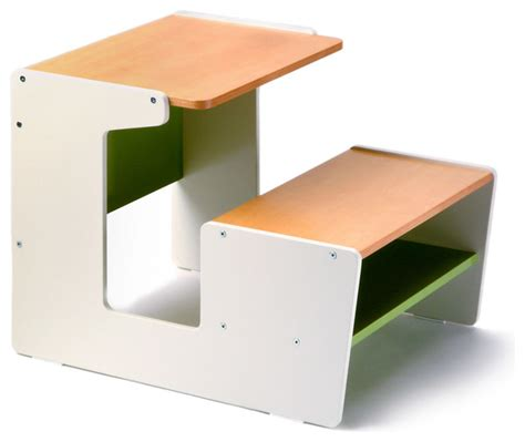 sled desk green modern desks and desk sets by