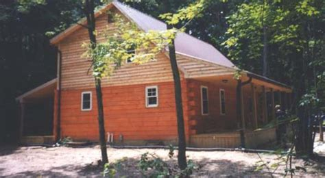Low Cost Cabins by Low Cost Log Homes