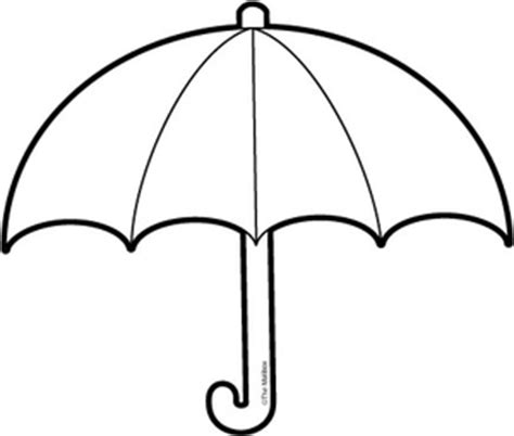 printable umbrella template for preschool printable umbrella patterns patterns kid
