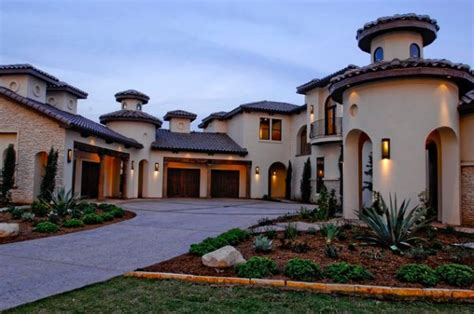 Typical House Style In Texas by Mediterranean Architecture As Seen On House Exteriors And