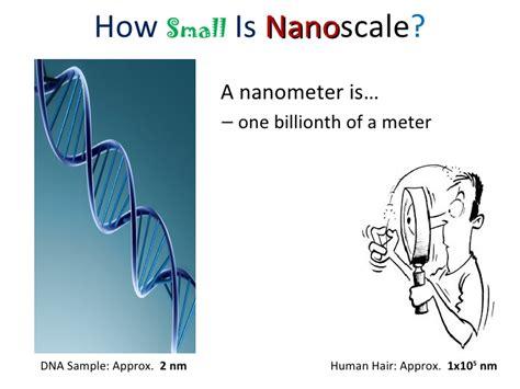 deep nanoscale nano technology
