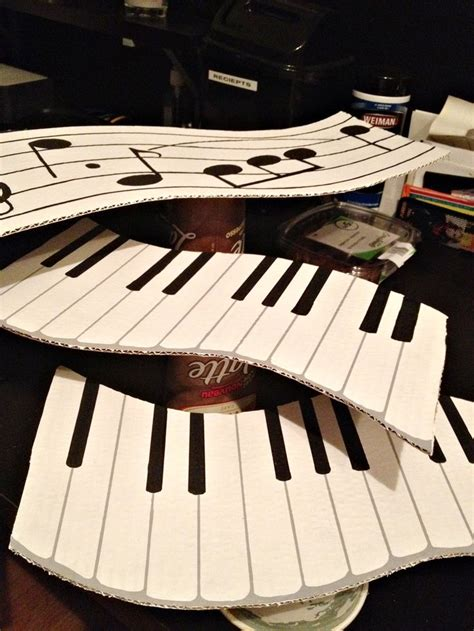 25 best ideas about music themed parties on pinterest