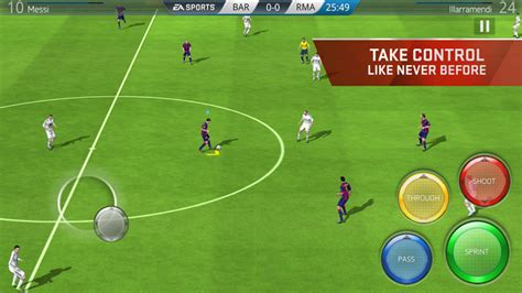 ea for android fifa 16 mobile app basesystems